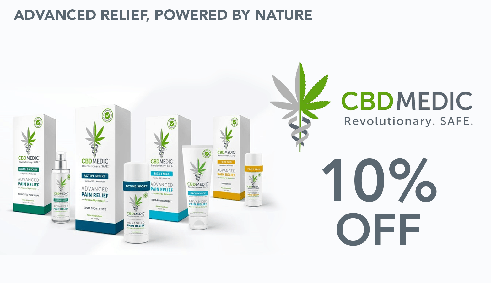 CBDMEDIC Coupon Code at Save On Cannabis