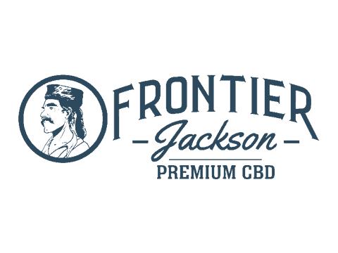 Frontier Jackson Coupon Code discounts promos save on cannabis online CBD Logo
