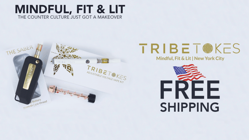 Get TribeTokes Coupon Codes Here! Premium Cannabis Goods