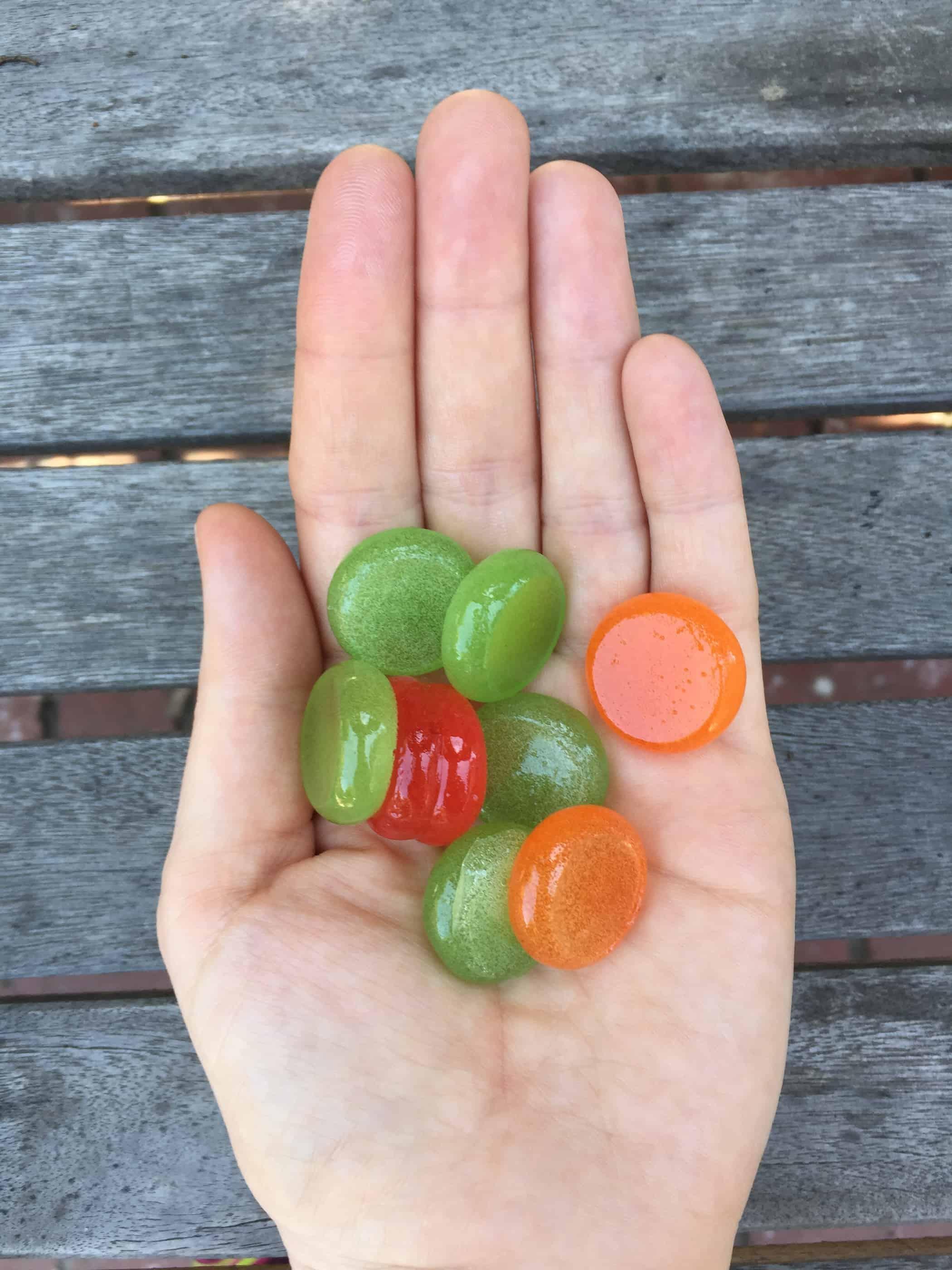 calm by wellness hemp cbd gummies save on cannabis Beauty shot
