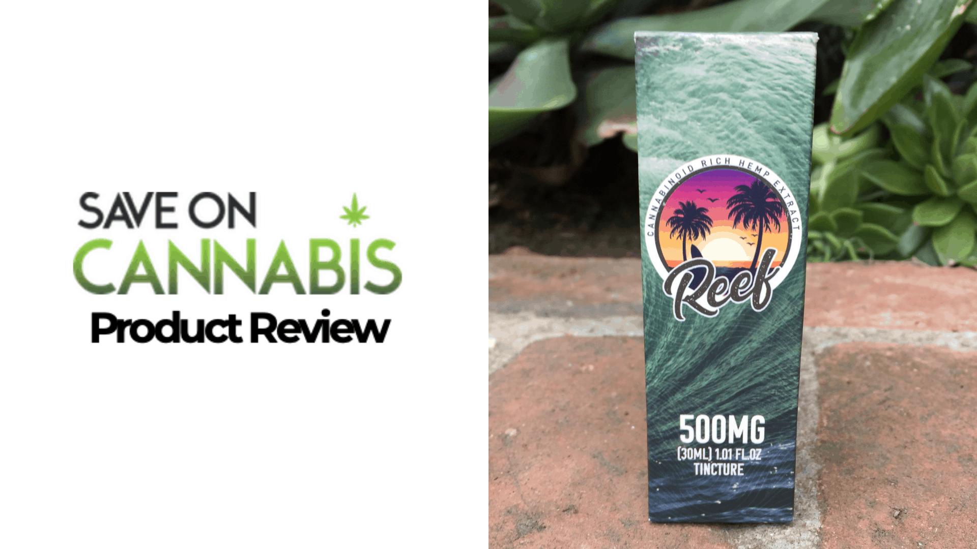 reef cbd newport beach orange citrus tincture 500 mg review save on cannabis website