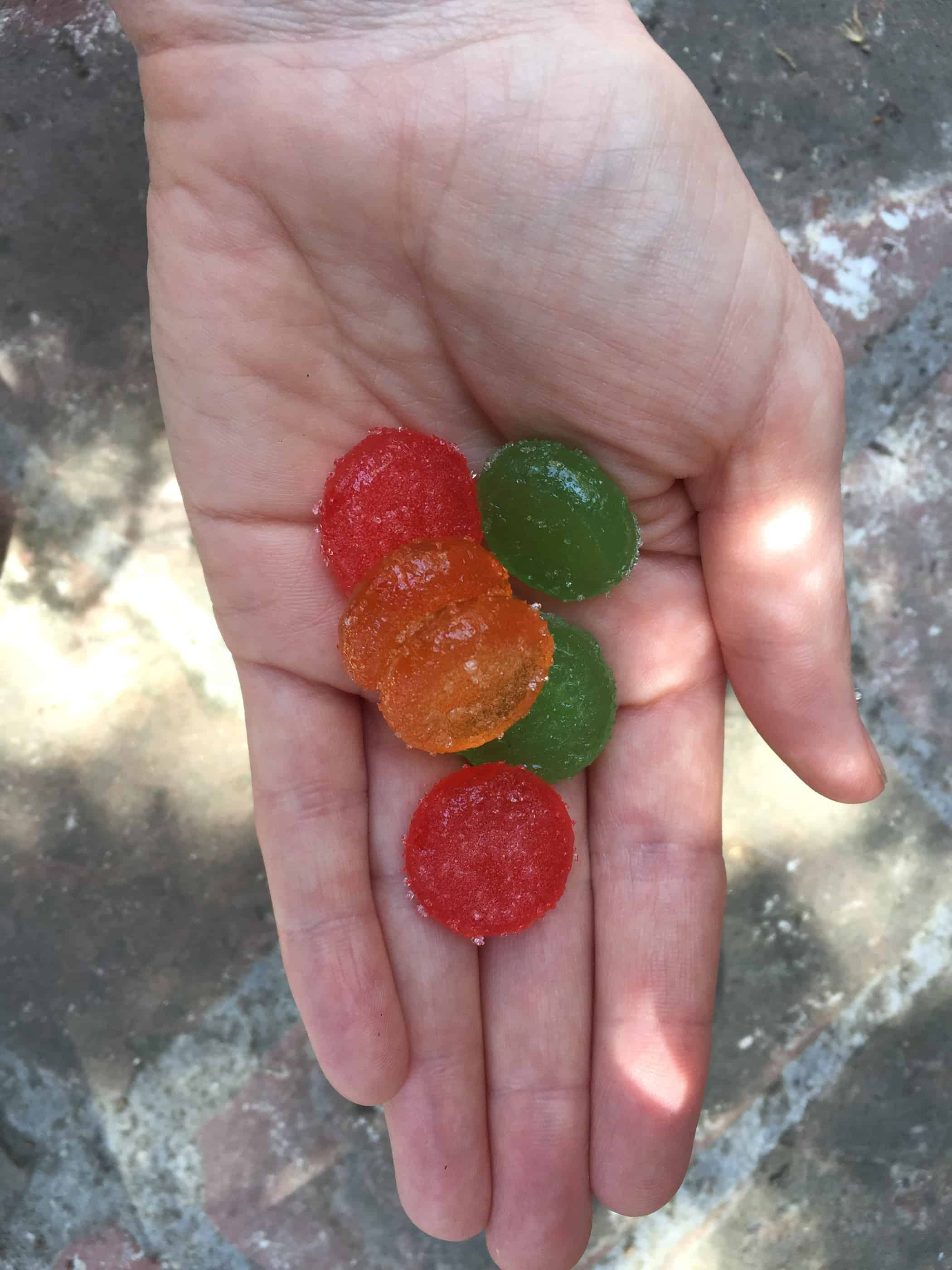 reef cbd sour gummies save on cannabis review beauty shot