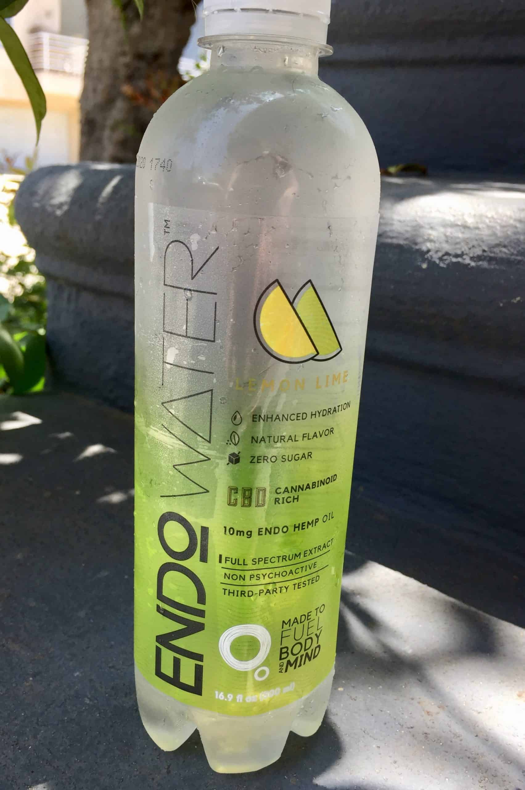 EndoWater - Lemon Lime