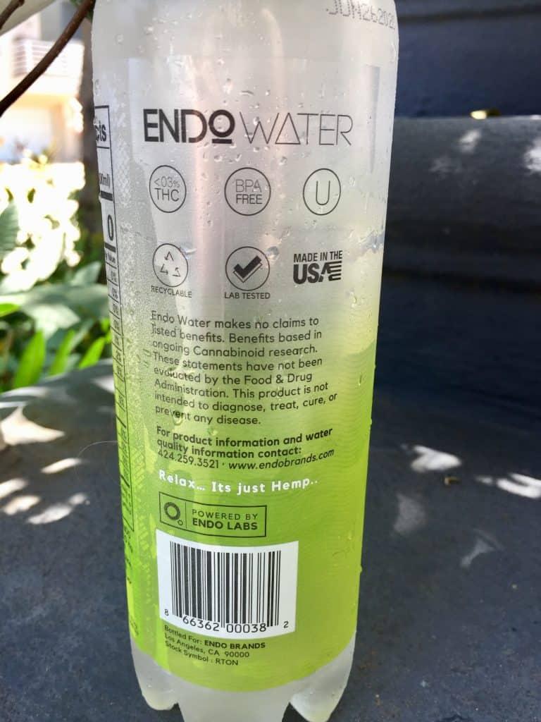 Endo CBD Details
