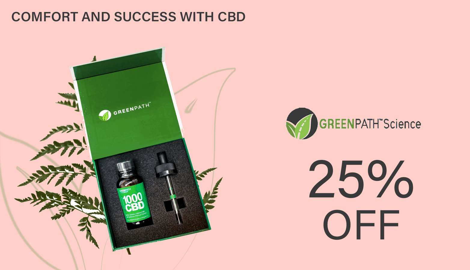 Greenpath Science CBD Discount