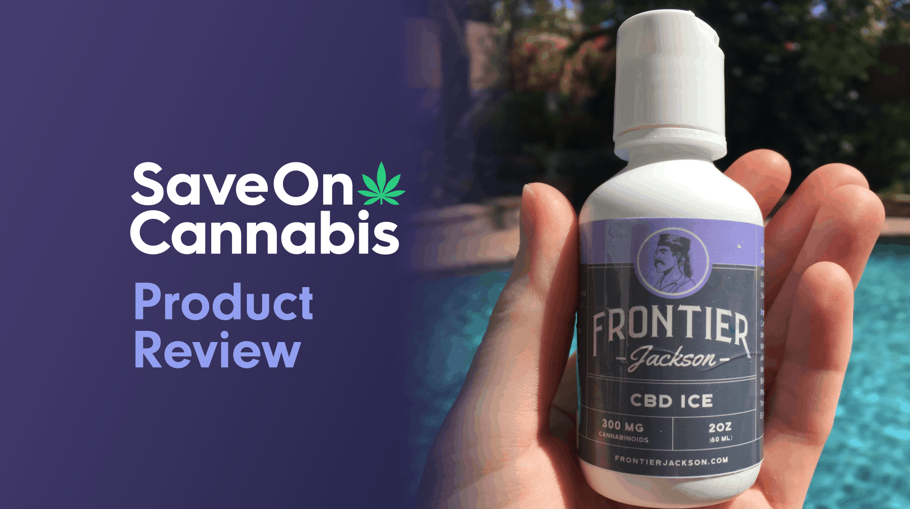 frontier jackson cbd ice review save on cannabis website