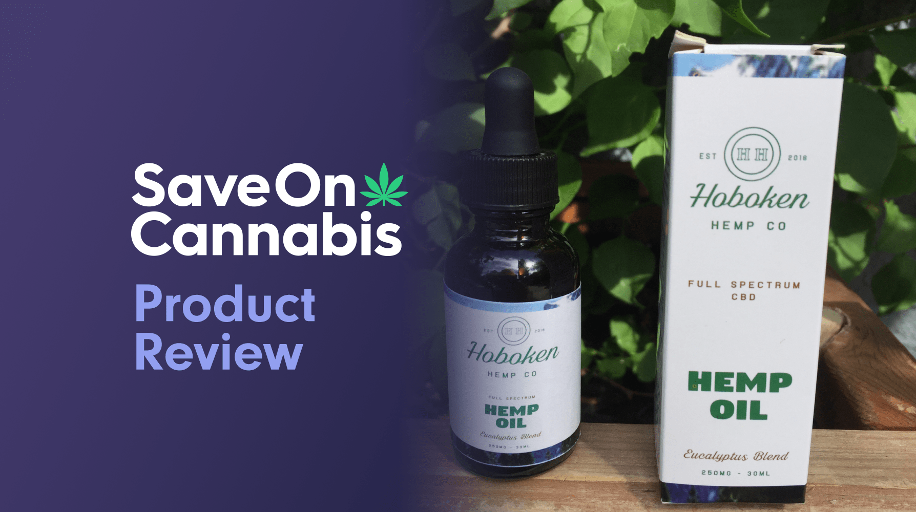 hoboken hempco eucalyptusblend cbd oil 250 mg website