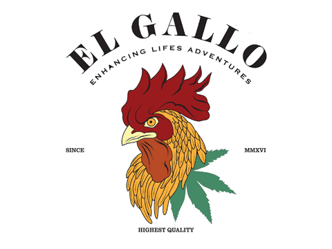 El Gallo Labs Inc CBD Coupon Code Logo