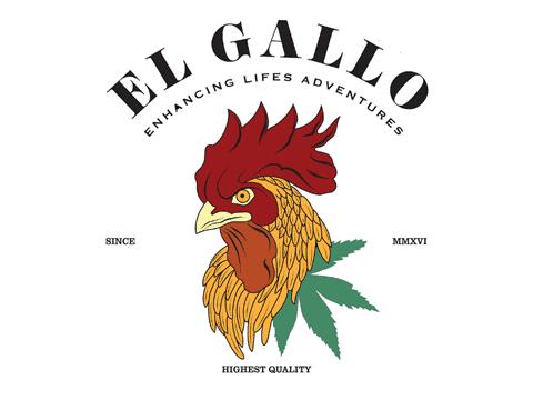 El Gallo Labs Inc CBD Coupon Code Logo