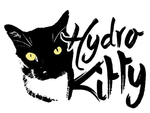 Hydro Kitty Coupon Code CBD Logo