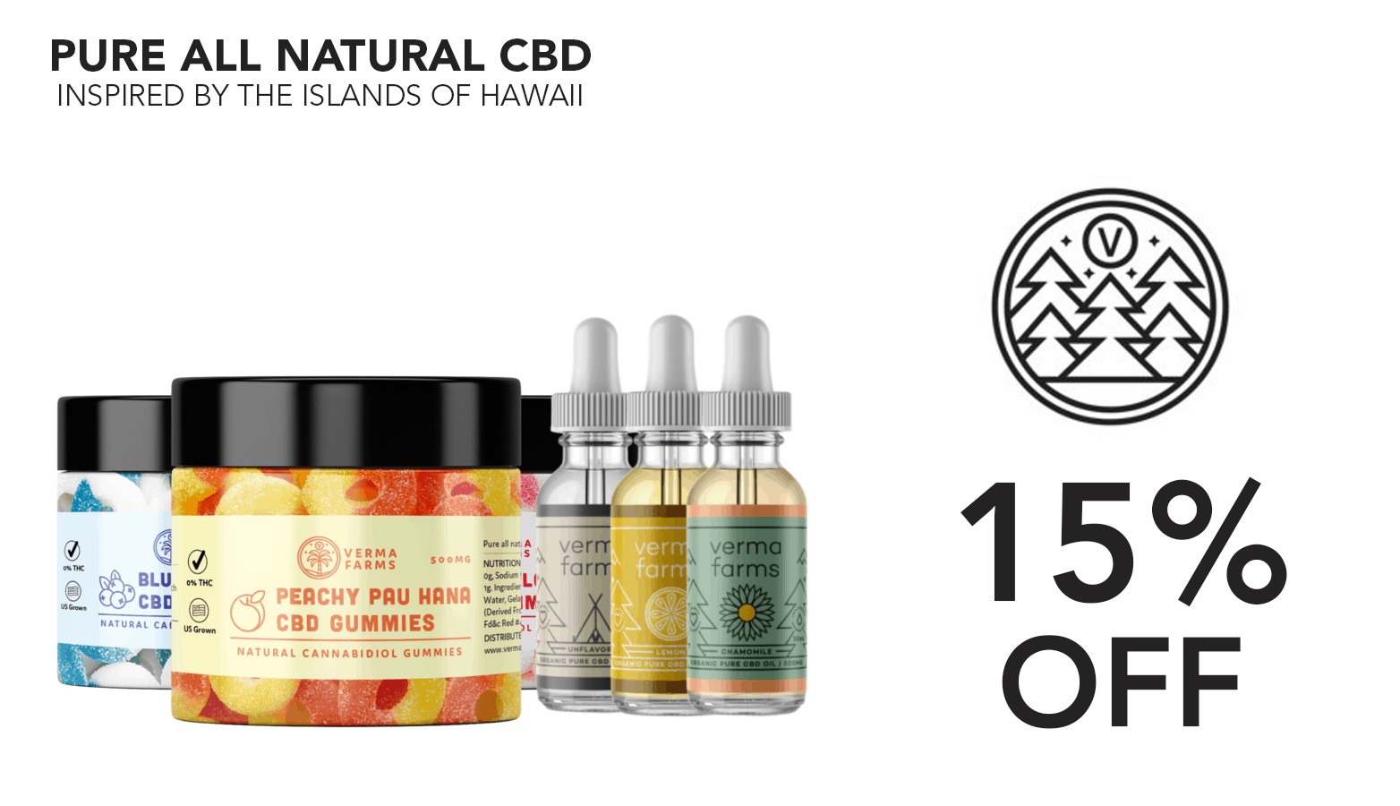 Verma Farms CBD Coupon Code Discount