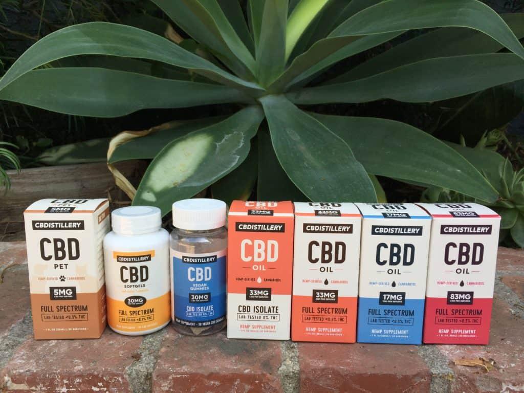 cbdistillery full spectrum cbd oil tincture 2500 save on cannabis mg review