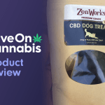 ZenWorks CBD dog treats review save on cannabis Website