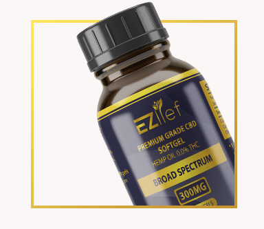 Ezlief Coupon Code CBD Softgel
