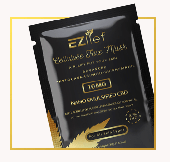 Ezlief Coupon Code CBD Face Masks