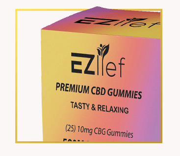 Ezlief Coupon Code Premium CBD Gummies