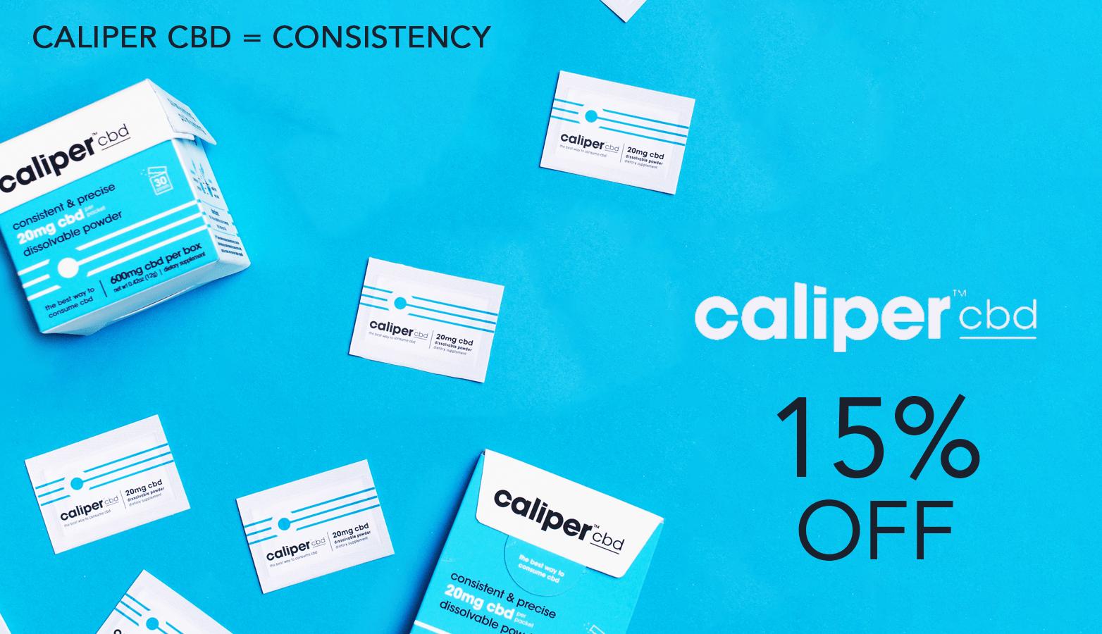 Caliper CBD Coupon Code Website