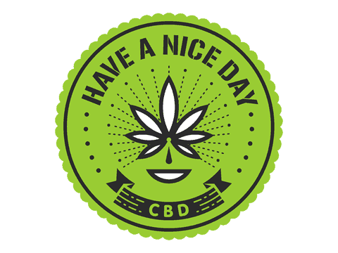 Have a nice day CBD Coupon Code CBD Logo