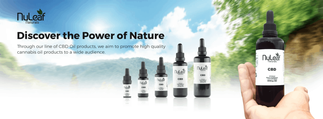 Have a nice day CBD Coupon Code Power of nature