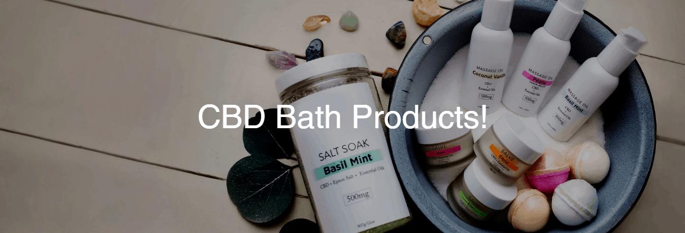 Just Juice USA CBD Coupon Code Bath Products