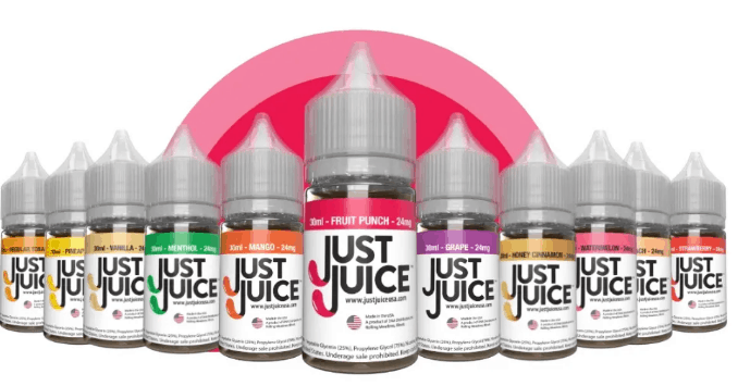 Just Juice USA CBD Coupon Code Our History
