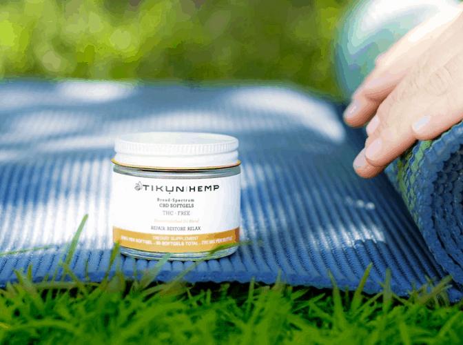 Tikun Hemp Coupon Code THC Free Products