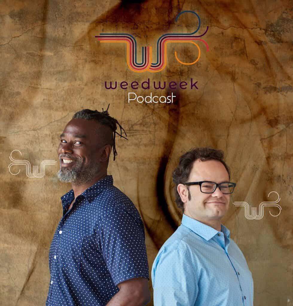 WeedWeek marijuana podcast