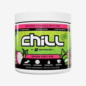 Chill By Advanced GG Coupons Supplements