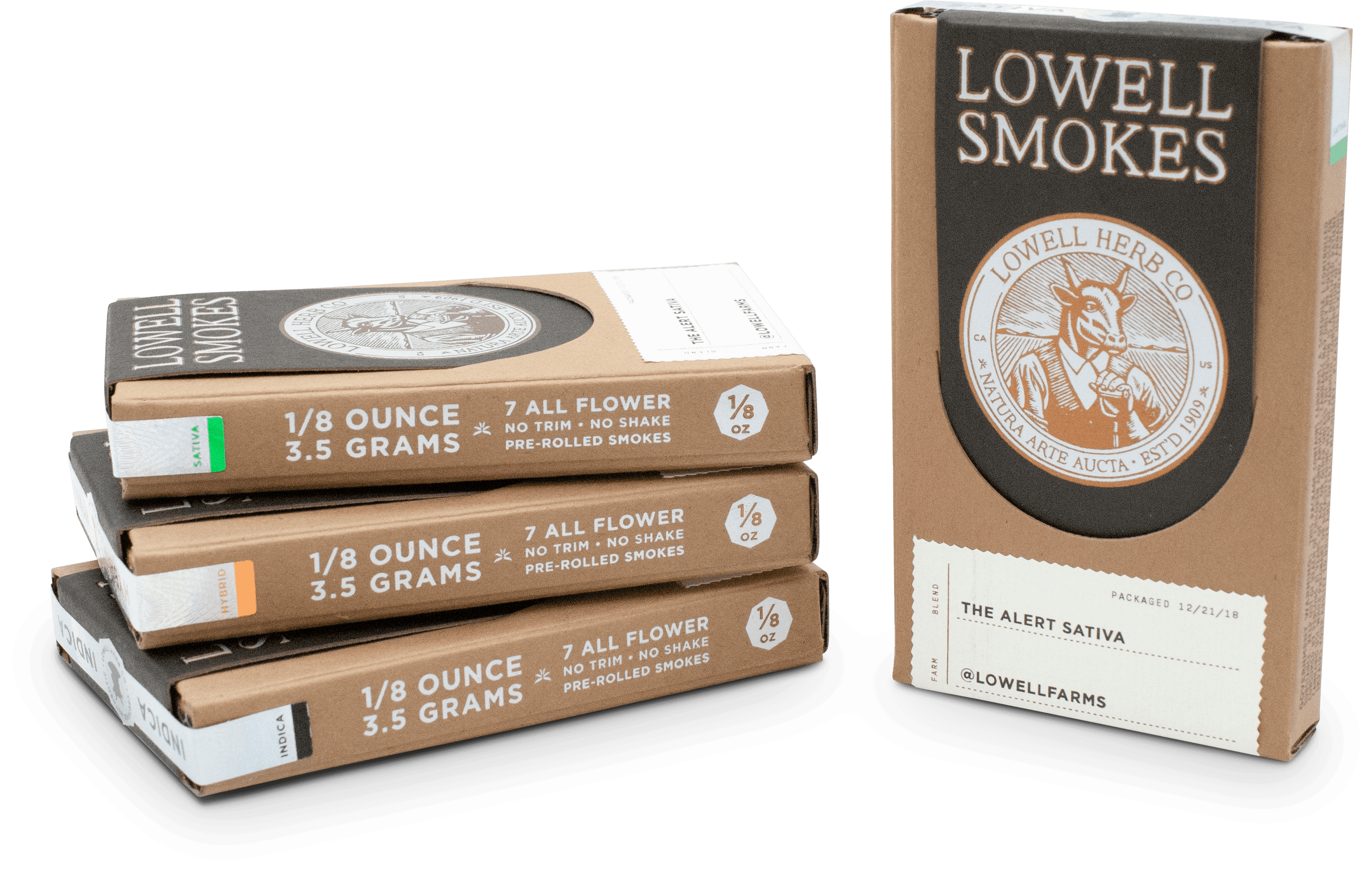 Lowell Herb Co Lowell Smokes CBD Coupon Code Californian Cannabis