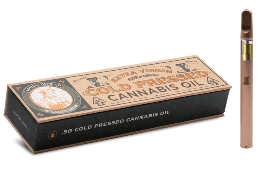 Lowell Herb Co Lowell Smokes CBD Coupon Code Cold Pressed Oil