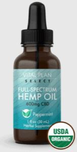 Vital Plan Select CBD Coupons Full Spectrum Oil