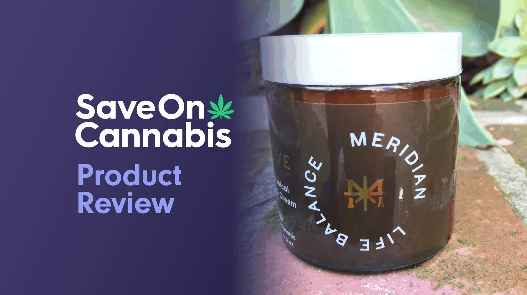 meridian life balance active botanical cooling cbd cream name save on cannabis website