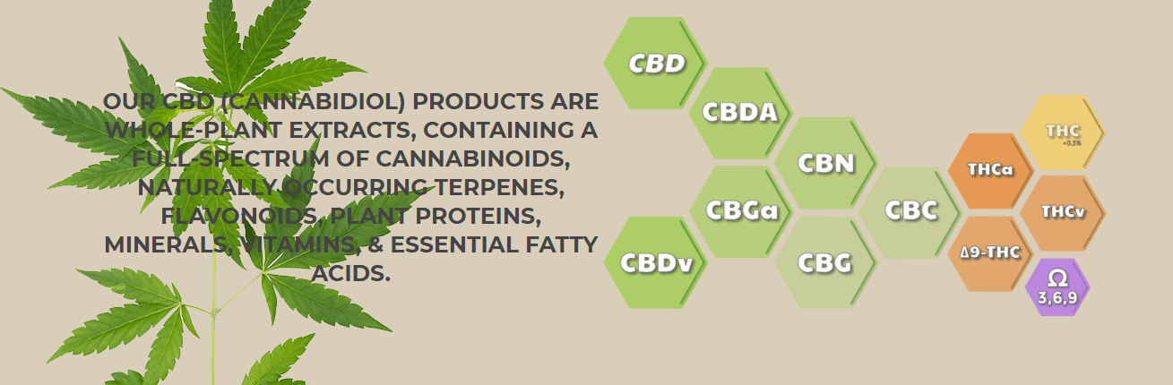 Absolute Nature CBD Coupons Features