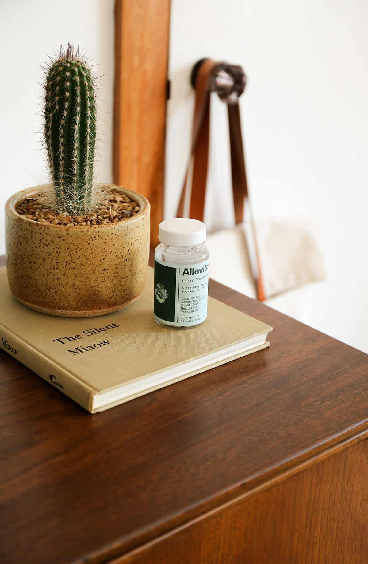 Allevita CBD Coupon Code Epione Cactus