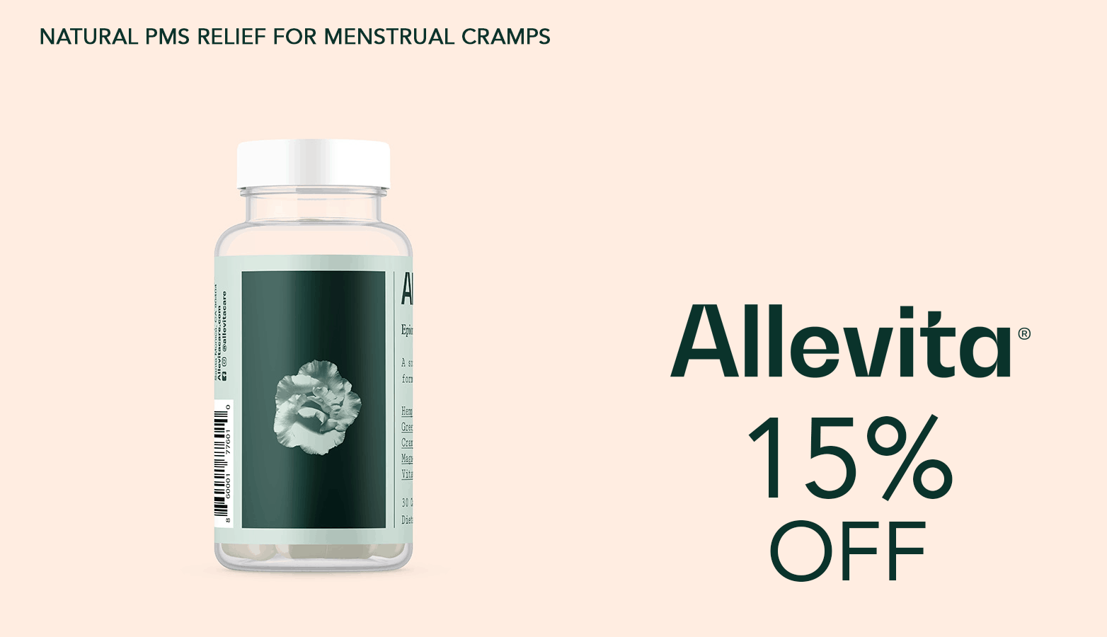Allevita CBD Coupon Code Website