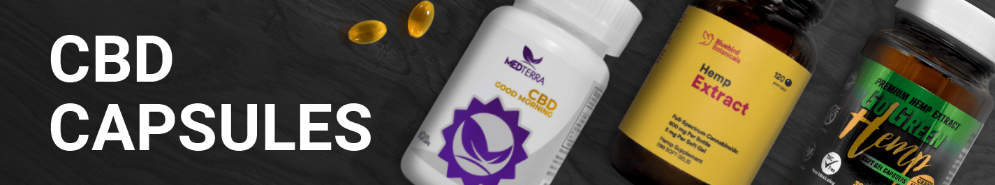 CBD Choice Coupon Code Capsules