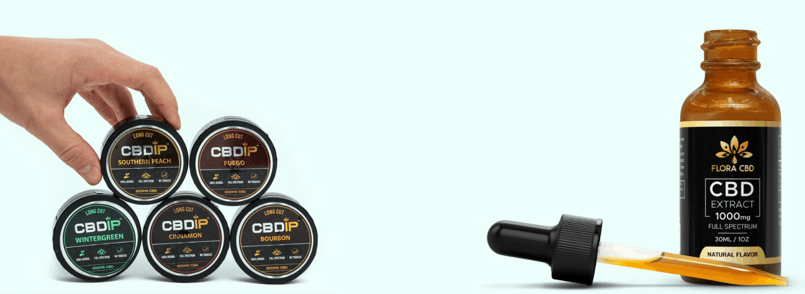 Flora CBD Coupons Our Products