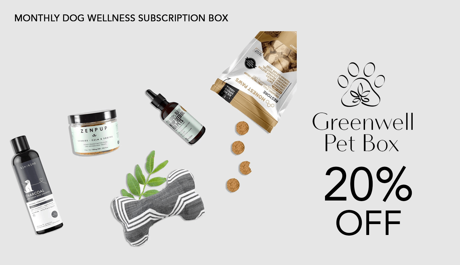 Get Greenwell Pet Box coupons and save.