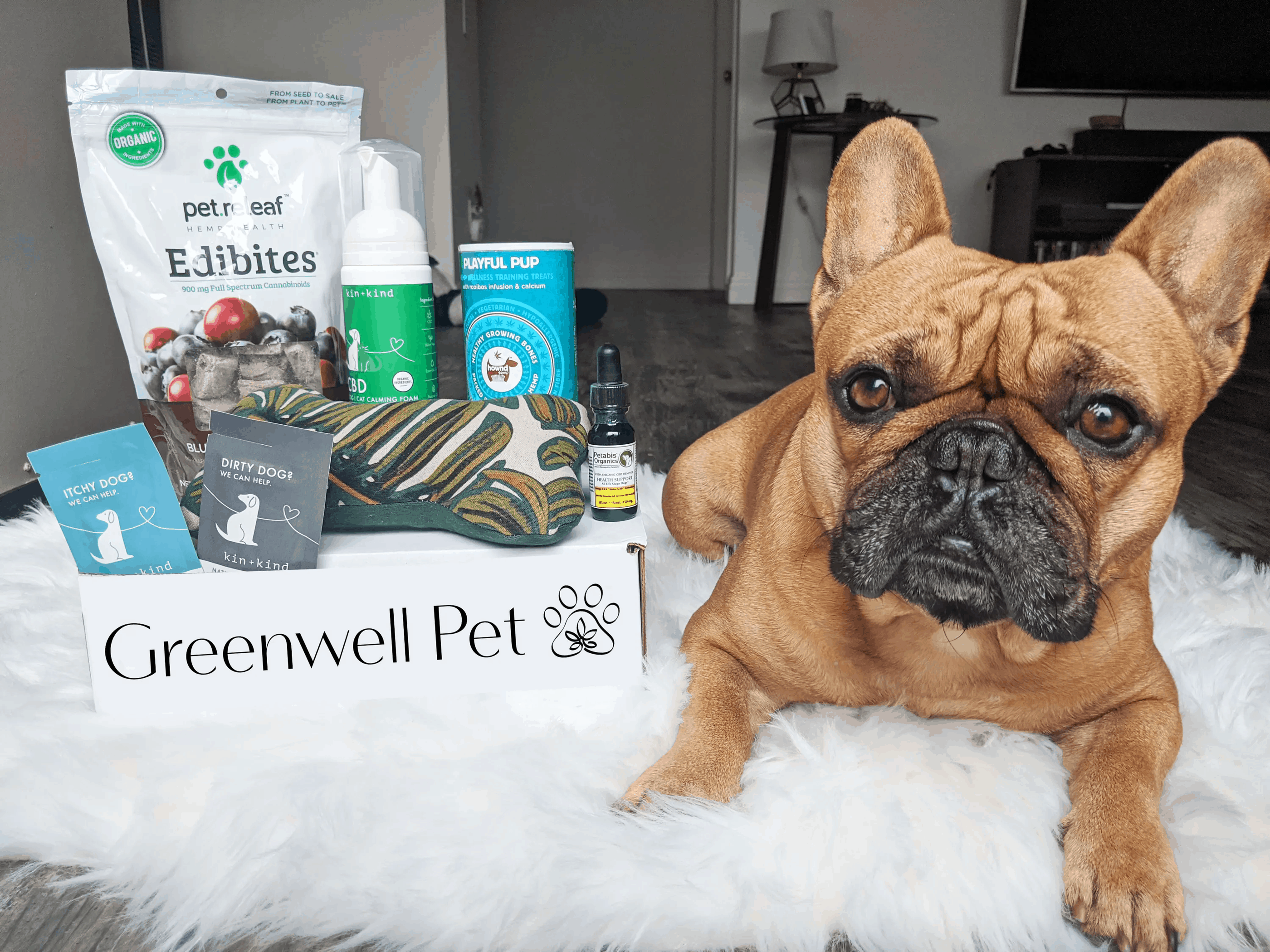 Greenwell Pet CBD Coupon Code Products