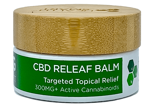 HealthSmart CBD Coupon Code Pain Relief Balm
