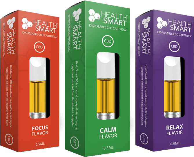 HealthSmart CBD Coupon Code Vape Cartridges