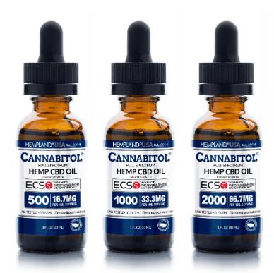Hempland USA CBD Coupon Code Oils