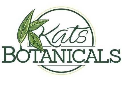 Kat's Botanicals CBD Coupon Code Logo