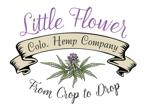 ittle Flower Hemp Company Coupon Code Logo