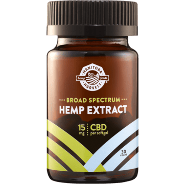 Manitoba Harvest CBD Coupon Code Softgels