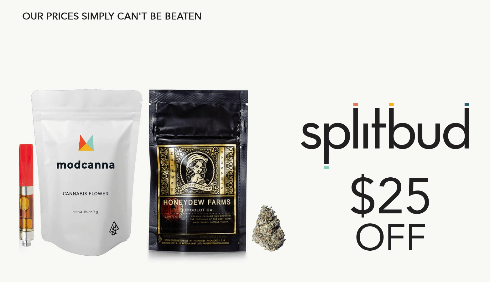 SplitBud CBD Coupon Code Website