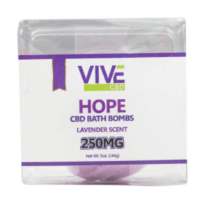 Vive CBD Coupons Bath Bombs for All