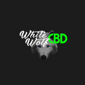 White Wolf CBD Coupon Code Logo