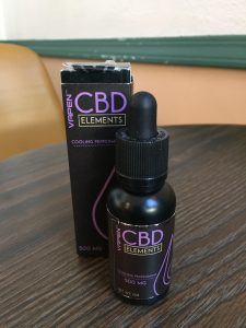 Vapen CBD Elements Cooling Peppermint