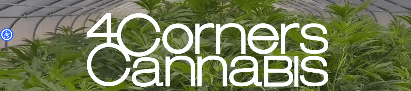 4cornerscannabis CBD Coupon Code banner